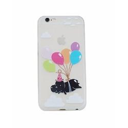 Ốp lưng dẻo Style sắc màu iphone 6-6s