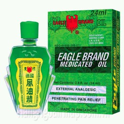 Dầu Xanh Eagle Brand