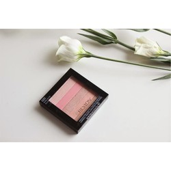 Phấn má hồng + màu mắt Revlon Highlighting Palette