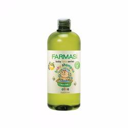 Gel tắm gội cho bé chiết xuất Olive Farmasi