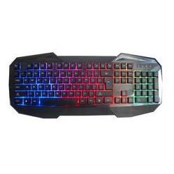 Bàn phím và chuột  Bosston Kb G160 Led  Mouse X9 chữ khắc laser