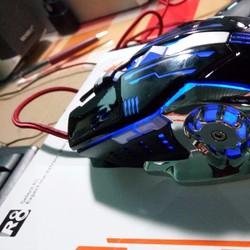 MOUSE R8-1635 LED CHUYÊN GAME-USB