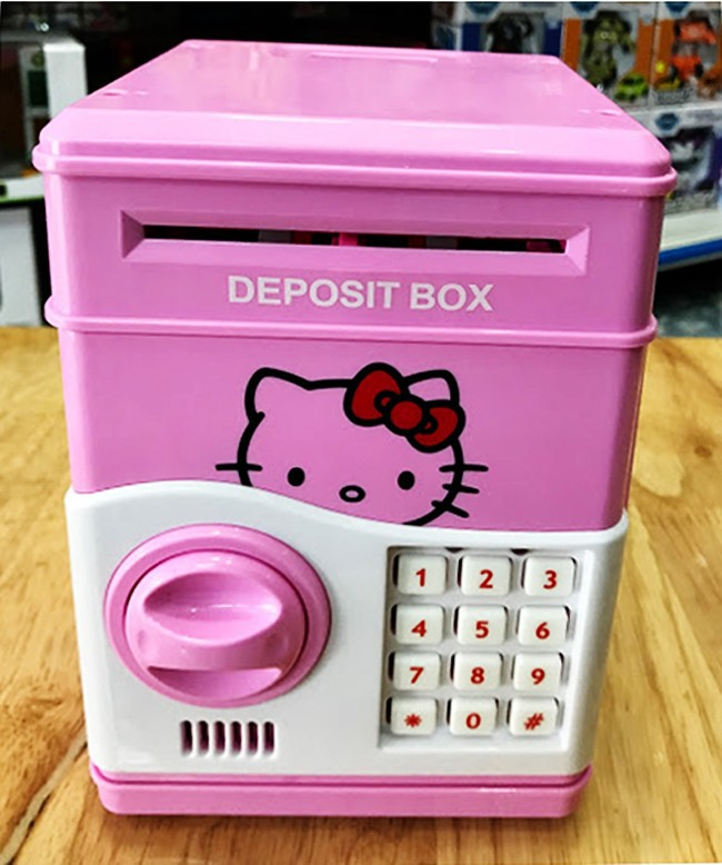 KÉT SẮT MINI HELLO KITTY 1