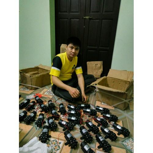 Bơm mini tăng áp nóng lạnh máy giặt rửa xe phun sương phun thuốc sâu - 4108102 , 4503647 , 15_4503647 , 189000 , Bom-mini-tang-ap-nong-lanh-may-giat-rua-xe-phun-suong-phun-thuoc-sau-15_4503647 , sendo.vn , Bơm mini tăng áp nóng lạnh máy giặt rửa xe phun sương phun thuốc sâu