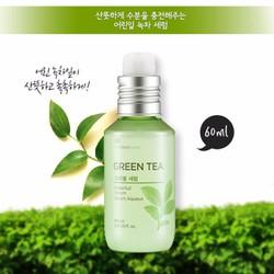 Tinh chất dưỡng da Green tea  The Face Shop