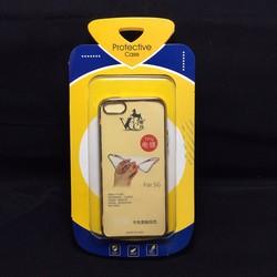 Ốp viền xi - Iphone5