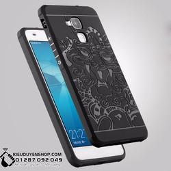 Ốp lưng Huawei Gr5 Mini chống sốc hoa văn