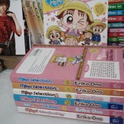 Truyện Miko tuyển tập 7 quyển