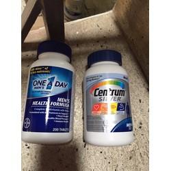 vitamin dành cho nam one a day xanh dương
