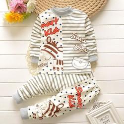 đồ bộ thun cho bé 03 tháng - 6 tuồi