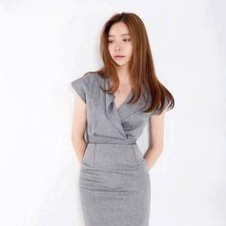 Đầm giã vest W