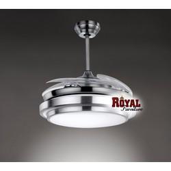Quạt Trần Cụp Xòe Royal HA-9015