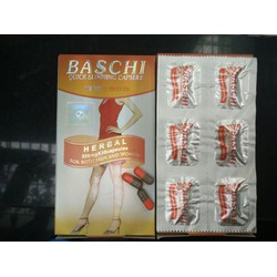 Baschi cam giảm cân