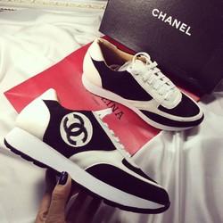 Giày thể thao Chanel cao cấp