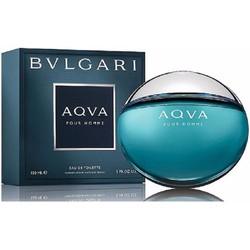 Chính Hãng - Nước hoa nam BVLGARI Aqva Pour Homme EDT 150ml - NH315