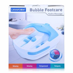 BỒN NGÂM MASSAGE CHÂN LANAFORM BUBBLE FOOTCARE