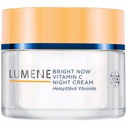 Kem Dưỡng Trắng Da Chống Lão Hoá Ban Đêm LUMENE Bright Now Night Cream