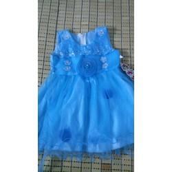 váy cho bé đồng giá 100