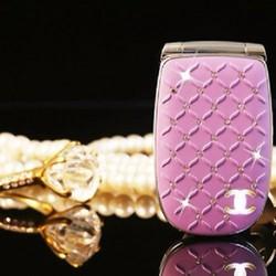 Điện thoại nắp gập Chanel W11 2016 sang trọng, đẳng cấp cho phái đẹp