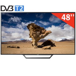 Smart Tivi Led Sony 48 inch Full HD - Model 48W650D
