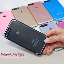 Ốp dẻo giả iphone 7 dành cho iphone 6