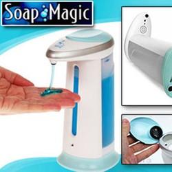 Bình đựng nước rửa tay cảm ứng Soap Magic.