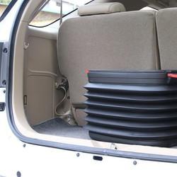 Hộp đựng đồ chuyên dụng cốp sau xe ô tô
