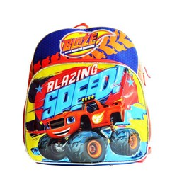 Ba lô Nickelodeon Blaze And The Monster Machines Blazing Speed