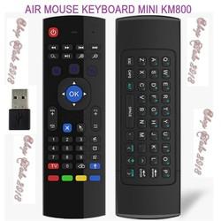 CHUỘT BAY CHO SMART TIVI AIR MOUSE KM800