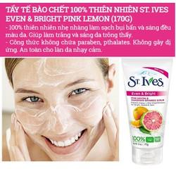 Sữa rửa mặt tẩy tế bào chết St.Ives
