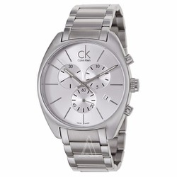 Đồng Hồ Calvin Klein Mens Swiss Quartz Sliver Watch