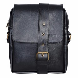 Túi đeo chéo đựng Ipad 09 Đen
