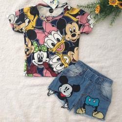 Bộ hoạt hình Mickey cho bé yêu