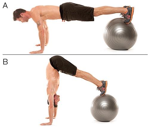 Bóng Tập Yoga – Gym Loại Trơn 2