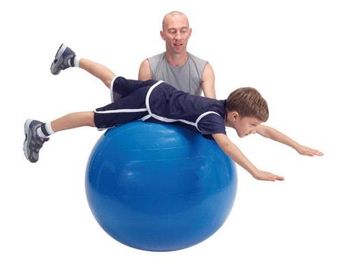 Bóng Tập Yoga – Gym Loại Trơn 5