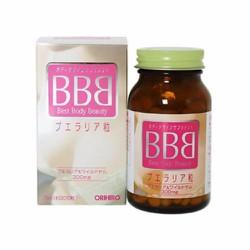 Viên uống nở ngực  BBB