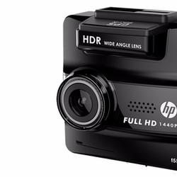 Camera hành trình HP F550G VIDEO 2K GPS
