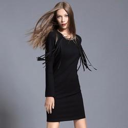 Váy suông thời trang dạo phố năng động trẻ trung 2016