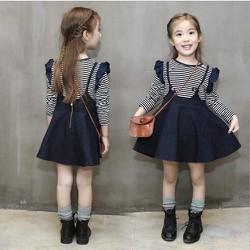 Set váy jean hàng nhập cực yêu