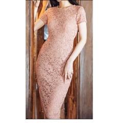 đầm ren body form chuẩn vải cực đẹp