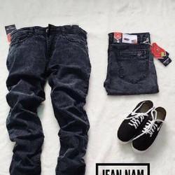 jean nam phong cách mạnh mẽ