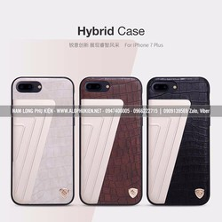 Ốp lưng iPhone 7 Plus Hybrid case chính hãng Nillkin