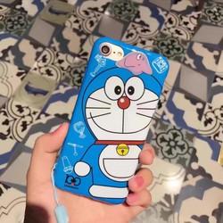 Ốp lưng Doremon xanh iphone 7plus