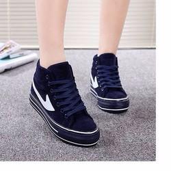 B04X. - Giày bốt nữ năng động cá tính, phong cách Hàn Quốc