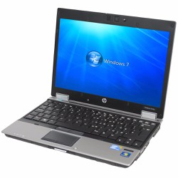 HP Elitebook 2540p i7 - 4GB - 250GB