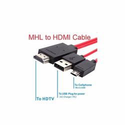 Cáp kết nối điện thoại android lên tivi HDMI