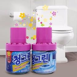 Bộ 2 bình thơm tẩy sạch két nước Toilet
