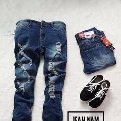 jean nam phong cách bụi