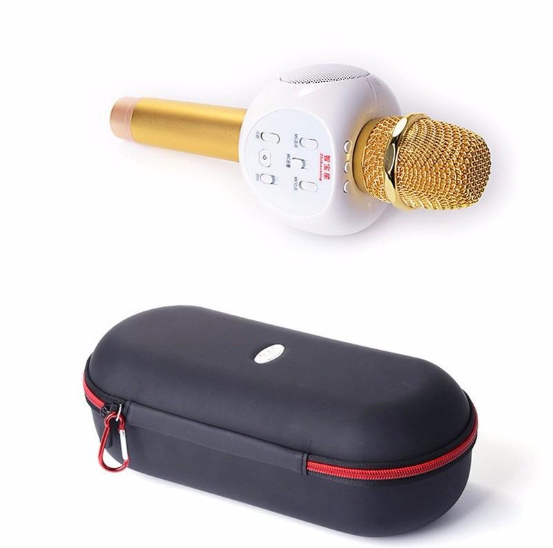 Micro Karaoke Bluetooth ZBX66 Có Gắn Thẻ Nhớ 2