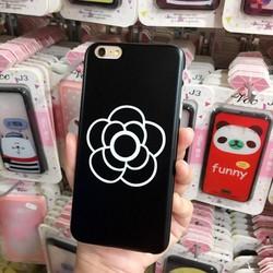 Ốp lưng hoa trà korea iphone 7plus